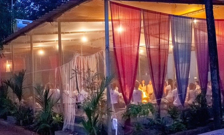 Fire Ceremony, India