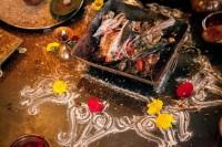 fire ceremony india