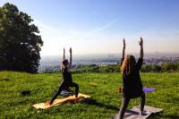 Yoga, Bellevue Wiese