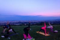 Full Moon Yoga, Bellevue Wiese