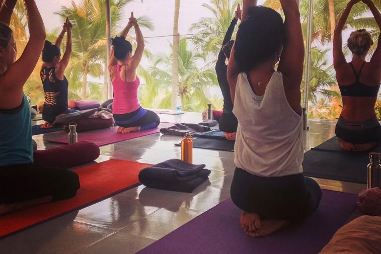 Asanga Yoga in Goa, India